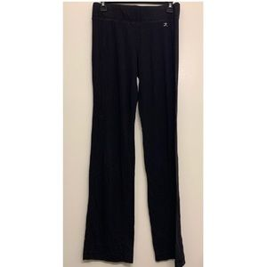 Danskin Black Bootcut Yoga Pants size small